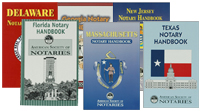 State-Specific Notary Public Handbooks