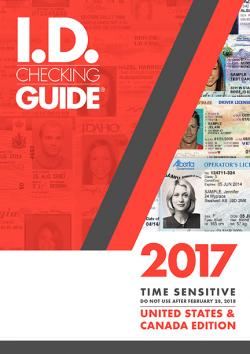 2017 ID Checking Guide