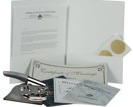 Notary Marriage Kits
